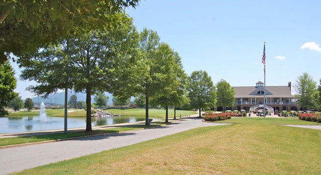 Robert Trent Jones Golf Trail at Hampton Cove Clubhouse