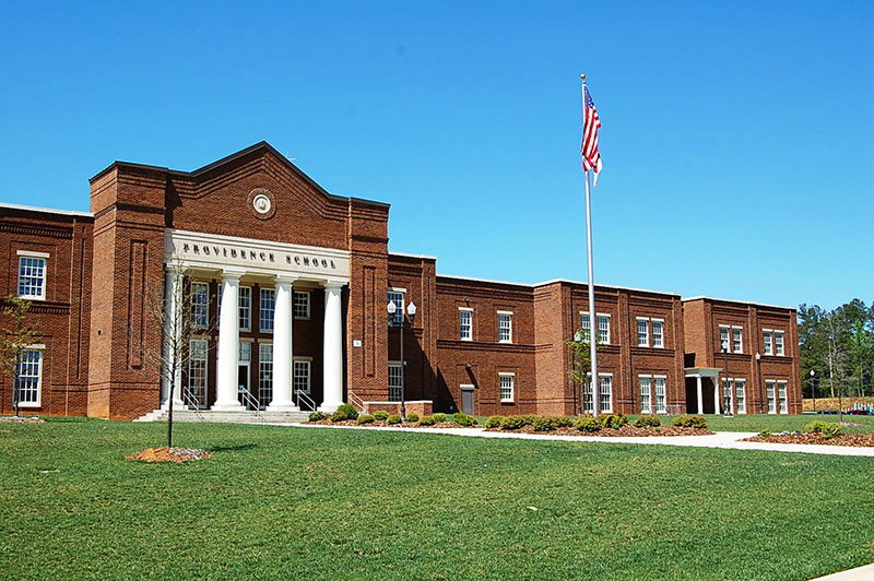 Providence School in West Huntsville